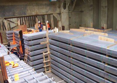 Aluminium 1, Tiwai
