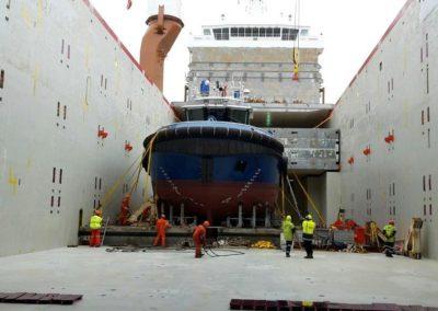 Tug Boat 2, Port Chalmers